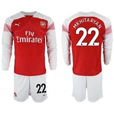 new products 900e4 da204 Henrikh Mkhitaryan Arsenal Jersey 2017/18 Home Away Third ...
