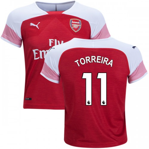 0e2025cec Amazon.com   PUMA 2018-2019 Arsenal Away Football Shirt (Kids arsenal youth  jersey