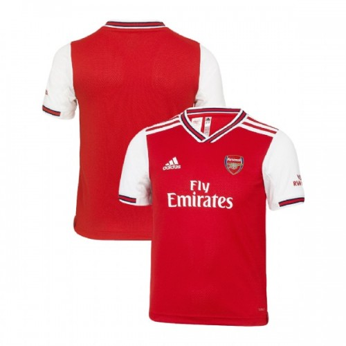 YOUTH 2019/20 Arsenal Home Red Replica Jersey