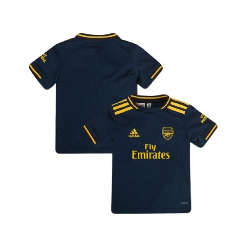 YOUTH 2019/20 Arsenal Third Navy Authentic Jersey