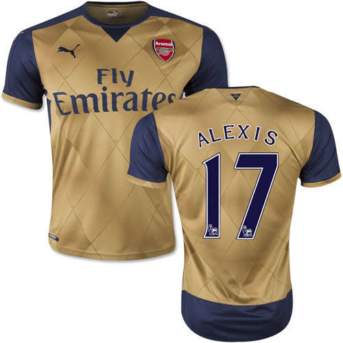 new style c6859 5de63 alexis sanchez away jersey