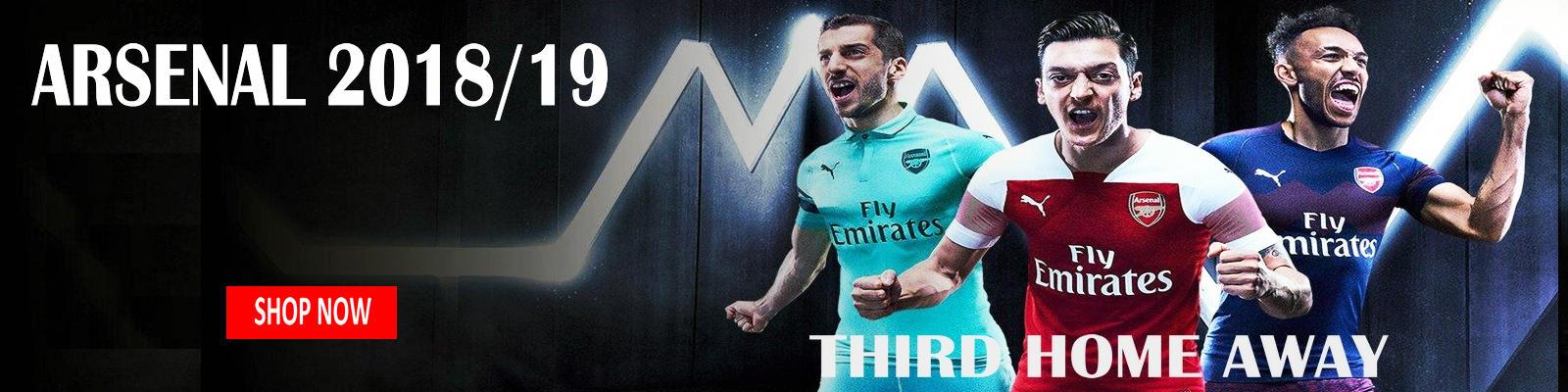 Ozil Arsenal Jersey 2018-19